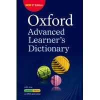 Oxford Advanced Learner's Dictionary (9/E) Paperback with DVD-ROM and Online Access Code