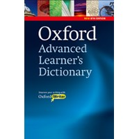 Advanced Learner's Dictionary(8/E) HB+RM