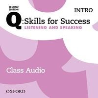 Q: Skills for Success: 2nd Edition - Listening and Speaking Intro Class Audio CD (3 Discs)