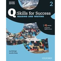 Q Skills for Success: 2nd Edition - Reading & Writing Level 2 Student Book with iQ Online