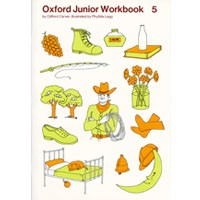 Oxford Junior Workbook 5 Trade