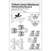 Oxford Junior Workbook Intro B