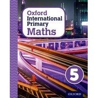 Oxford International Mathematics Student Workbook 5