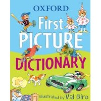 Oxford First Picture Dictionay Paperback