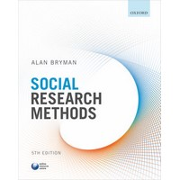 Social Research Methods 5th ed