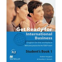Get Ready for International Business Level 1 Student's Book with TOEICR