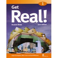 Get Real! 1 (N/E) Student Book + Self-Study CD