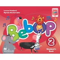 Bebop 2 Student's Book Pack