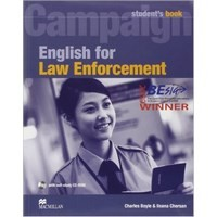 English for Law Enforcement Student Book Pack