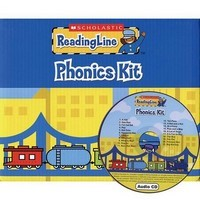 ReadingLine Phonics Student Pack + CD