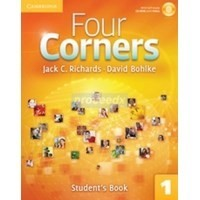Four Corners 1 Full Contact A + Self-study CD-ROM