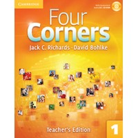 Four Corners 1 TB w/CD+CD-ROM