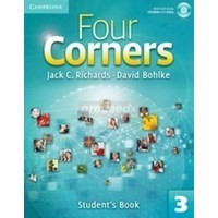 Four Corners 3  Student's Book B + Self-study CD-ROM