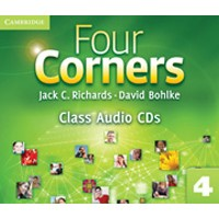 Four Corners 4 Class Audio CDs (3)