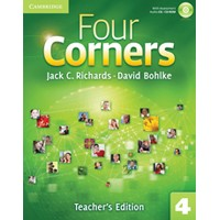 Four Corners 4 Teacher's Edition + Assessment Audio CD/CD-ROM