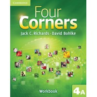 Four Corners 4 Workbook A