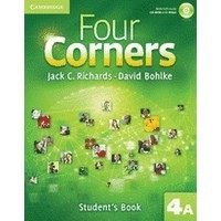 Four Corners 4 Student's Book A + Self-study CD-ROM