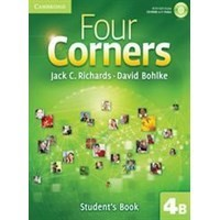 Four Corners 4 Student's Book B + Self-study CD-ROM
