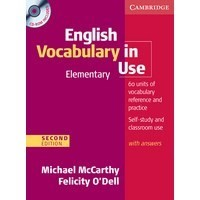 English Vocabulary in Use Elementary (2/E) Student Book + Answers/CD-ROM