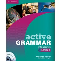 Active Grammar 3 Student Book + Answers + CD-ROM