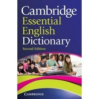 Cambridge Essential English Dictionary  2nd