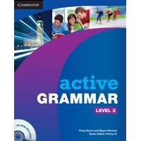Active Grammar 2 Student Book + Answers + CD-ROM