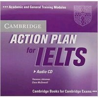 Action Plan for IELTS  Academic Module and General Training Module CD