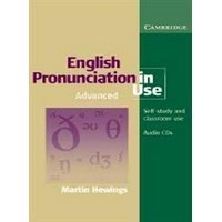 English Pronunciation in Use Advanced CDs