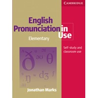 English Pronunciation in Use Elementary Student Book + Answers