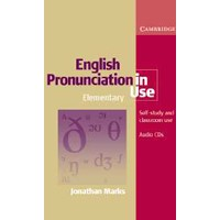 English Pronunciation in Use Elementary CDs
