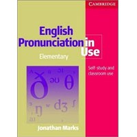English Pronunciation in Use Elementary Student Book + Answers and Audio CD