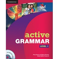 Active Grammar 1 Student Book + Answers + CD-ROM