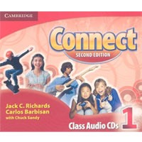 Connect 1 (2/E) Class Audio CDs 1