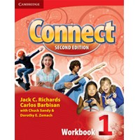 Connect 1 (2/E) Workbook 1