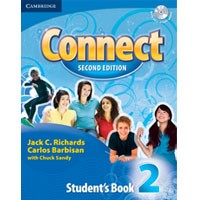 Connect 2 (2/E) Student Book + Audio CD