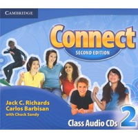 Connect 2 (2/E) Class Audio CDs