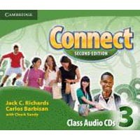 Connect 3 (2/E) Class Audio CDs