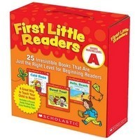 First Little Readers A Boxed Set + CD