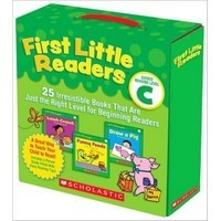 First Little Readers C Boxed Set + CD