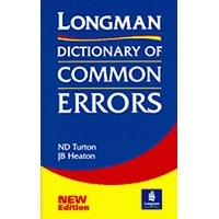 Longman Dictionary of Common Errors (N/E