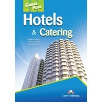 CAREER PATHS HOTELS & CATERING (ESP) STUDENT'S BOOK WITH CROSS-PLATFORM APPLICATION