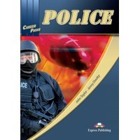 CAREER PATHS POLICE (ESP) STUDENT'S BOOK WITH CROSS-PLATFORM APPLICATION