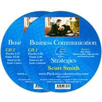 Business Communication Strategies Class CDs (2)