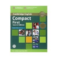 Compact First 2nd Ed Student's Book Pack (Student's Book with Answers with CD-RO