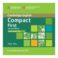 Compact First 2nd Ed Class Audio CDs (2)