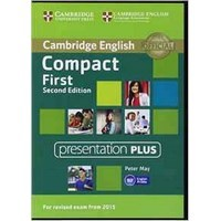 Compact First 2nd Ed Presentation Plus DVD-ROM