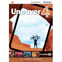 Uncover 4 Student's Book