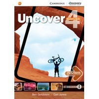 Uncover 4 Student's Book with Online Workbook and Online Practice