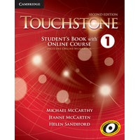 Touchstone 2/E L.1 Student's Book with Online Course and Online Workbook