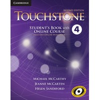 Touchstone 2/E L.4 Student's Book with Online Course and Online Workbook